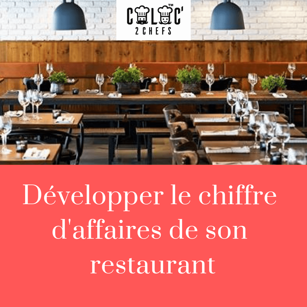 développer son restaurant